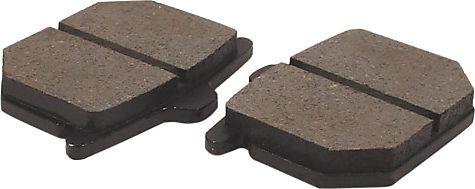 honda cb750 front or rear brake pad set honda cb750 oem ref