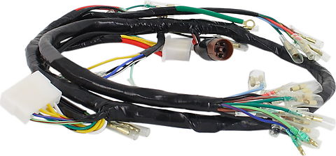 ACS 3971 honda cb750 wire harness honda cb750k (1969 71) oem ref 32100 21 Circuit Aftermarket Wiring Harness at gsmx.co